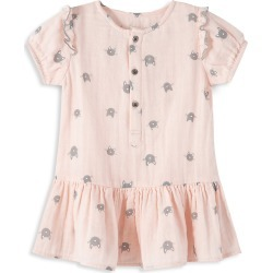 Peek Baby Girl's Catrina Cat-Print Dress - Size 6-12 Months found on MODAPINS from Saks Fifth Avenue OFF 5TH for USD $24.99