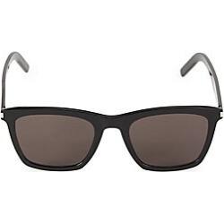 Saint Laurent Men's 52MM Rectangular Sunglasses - Black found on Bargain Bro Philippines from Saks Fifth Avenue for $380.00