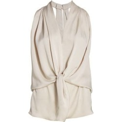 Marie Knotted Draped Top found on Bargain Bro India from Saks Fifth Avenue AU for $136.19