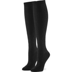 Super Soft Cable Knee Socks