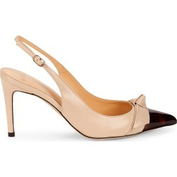 Alexandre Birman Women's Paula Stiletto Pumps - Sand - Size 41 (11) found on MODAPINS from Saks Fifth Avenue OFF 5TH for USD $279.99