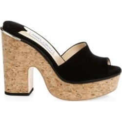 DeeDee Cork Platforms found on Bargain Bro India from Saks Fifth Avenue Canada for $494.65