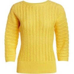 Boatneck Cotton Pullover found on Bargain Bro Philippines from Saks Fifth Avenue AU for $739.05