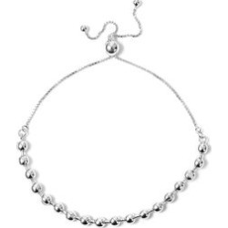 Bolo Bead Bracelet in Sterling Silver 5.85 Grams found on Bargain Bro Philippines from Shop LC for $89.99
