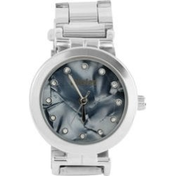 UNLISTED Austrian Crystal Japanese Movement Water Resistant Ladies Watch in Stainless Steel found on MODAPINS from Shop LC for USD $99.99