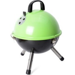 Green Mini Portable Charcoal Grill (12 in) found on Bargain Bro India from Shop LC for $89.99