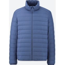 UNIQLO Men's Ultra Light Down Puffer Jacket, Blue, XS found on Bargain Bro Philippines from Uniqlo US for $39.90