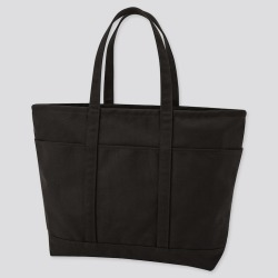 UNIQLO Tool Totebag, Black, No Control found on Bargain Bro India from Uniqlo US for $29.90
