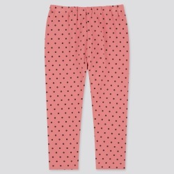 UNIQLO Baby Full-Length Leggings, Pink, Ages 12-18M(80) found on Bargain Bro India from Uniqlo US for $7.90