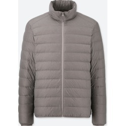 UNIQLO Men's Ultra Light Down Puffer Jacket, Gray, XS found on Bargain Bro India from Uniqlo US for $39.90