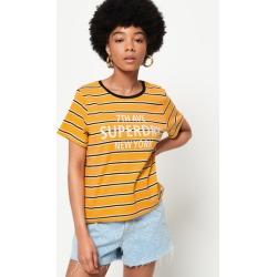 Superdry Rae Stripe T-Shirt found on Bargain Bro UK from Superdry (UK)