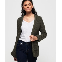 Superdry Katie Longline Cardigan found on Bargain Bro from Superdry (UK) for £55