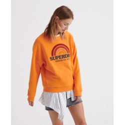 Superdry Raven Panelled Crew Sweatshirt found on Bargain Bro from Superdry (UK) for £45