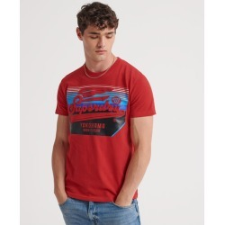 Superdry Embossed Classics T-Shirt found on Bargain Bro UK from Superdry (UK)