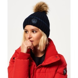 Superdry Ollie Bobble Hat