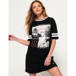 Superdry Boyfriend T-Shirt Dress found on MODAPINS from Superdry (UK) for USD $48.90