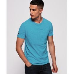 Superdry Premium Goods Embossed Fluro T-Shirt