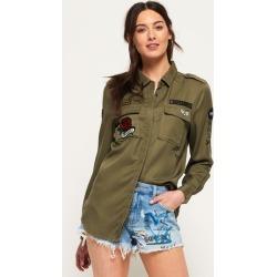 Superdry Emma Military Shirt