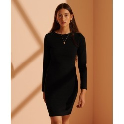 Superdry Ottoman Bodycon Dress found on MODAPINS from Superdry (UK) for USD $60.12