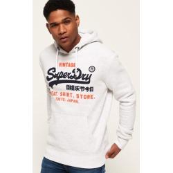 Superdry Sweat Shirt Shop Duo Hoodie