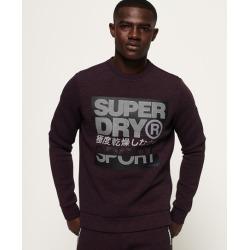 Superdry Core Gym Tech Crew Sweatshirt found on Bargain Bro UK from Superdry (UK)