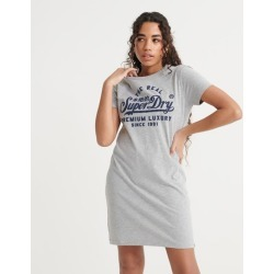 Superdry Graphic T-shirt Dress found on MODAPINS from Superdry (US) for USD $39.95