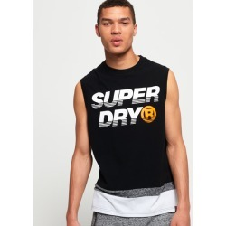 Superdry House Cut And Sew Tank Top
