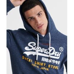 Superdry Sweat Shirt Shop Tri Hoodie