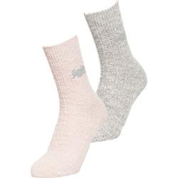 Superdry Sparkle Socks 2 Pack