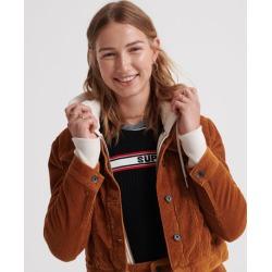 Superdry Cord Girlfriend Jacket