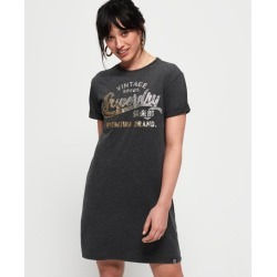 Superdry Graphic T-Shirt Dress found on MODAPINS from Superdry (UK) for USD $41.91