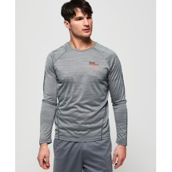 Superdry Active Microvent Long Sleeve T-Shirt found on Bargain Bro UK from Superdry (UK)