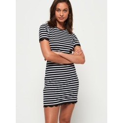 Superdry Lace T-Shirt Dress found on MODAPINS from Superdry (US) for USD $27.17