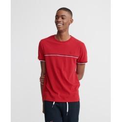 Superdry Rib T-Shirt aus Bio-Baumwolle aus der Orange Label Kollektion found on MODAPINS from Superdry (EU) for USD $38.99