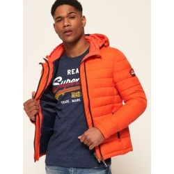 Superdry Fuji Double Zip Hooded Jacket found on Bargain Bro from Superdry (UK) for £80