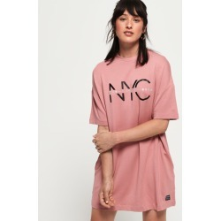 Superdry Boyfriend T-Shirt Dress found on MODAPINS from Superdry (UK) for USD $50.28