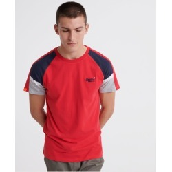 Superdry Orange Label Casual Baseball T-Shirt found on Bargain Bro UK from Superdry (UK)