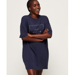 Superdry Boyfriend T-Shirt Dress found on MODAPINS from Superdry (UK) for USD $27.95