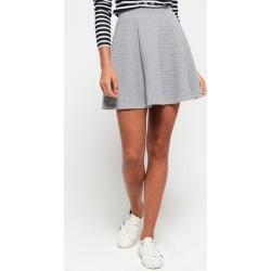 SUPERDRY Wave Textured Skater Skirt found on Bargain Bro UK from Superdry (UK)