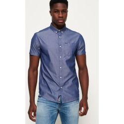 Superdry Ultimate Pinpoint Oxford Shirt found on Bargain Bro from Superdry (UK) for £30