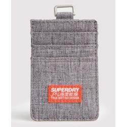 Superdry Fabric Card Holder found on Bargain Bro UK from Superdry (UK)