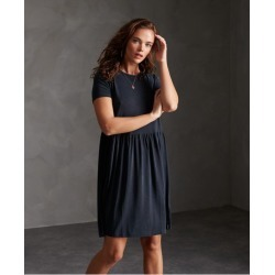 Superdry Smocked T-Shirt Dress found on MODAPINS from Superdry (UK) for USD $37.24