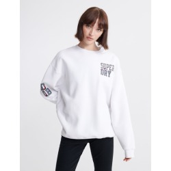 Superdry SDQB Superset Crew Sweatshirt found on Bargain Bro from Superdry (UK) for £25