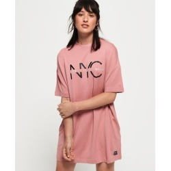 Superdry Boyfriend T-Shirt Dress found on MODAPINS from Superdry (UK) for USD $55.88
