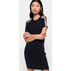 Superdry Sydney Rib Bodycon Dress found on Bargain Bro from Superdry (UK) for £25