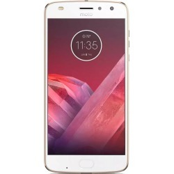 Motorola Moto Z2 Play 64GB Ouro Seminovo Excelente found on Bargain Bro Philippines from trocafone.com for $362.63