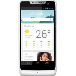 Motorola RAZR D3 Branco Seminovo Bom found on Bargain Bro Philippines from trocafone.com for $137.37
