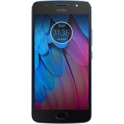 Motorola Moto G5S 32GB Azul Safira Seminovo Muito Bom found on Bargain Bro Philippines from trocafone.com for $316.08
