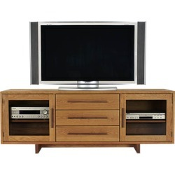 Vermont Furniture Skyline 2-Door Media Console - Allergy Buyers Club found on Bargain Bro India from Allergy Buyers Club for $3035.00