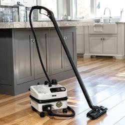 US Steam White Tail US600 Steam Cleaner - Allergy Buyers Club